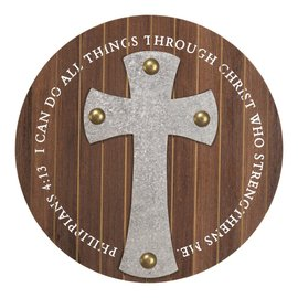 Wall Plaque - I Can Do All Things