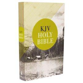 KJV Value Outreach Bible, Paperback