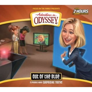 CD - Adventures in Odyssey #68