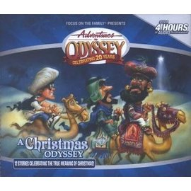 CD - Adventures In Odyssey: A Christmas Odyssey