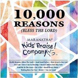 CD - 10,000 Reasons, Kids Praise