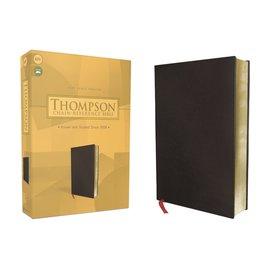 KJV Thompson Chain-Reference Bible, Black Bonded Leather