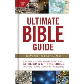 Ultimate Bible Guide, Hardcover