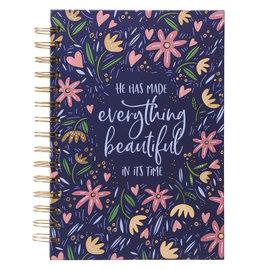 Journal - Everything Beautiful, Wirebound