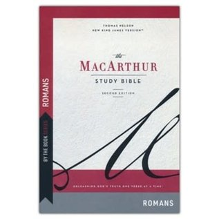 By the Book Series: Romans (John MacArthur)