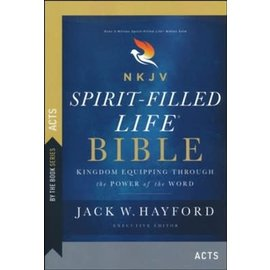 By the Book Series: Acts (Jack W. Hayford)