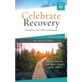 Booklet - Celebrate Recovery