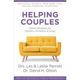 Helping Couples (Dr. Les & Leslie Parrott, Dr. David H. Olson), Paperback