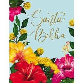Santa Biblia Reina Valera 1960 Edición Artística, Floral Tapa Dura