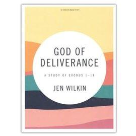 God of Deliverance (Jen Wilkin), Paperback