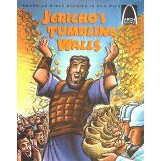 Arch Books - Jericho's Tumbling Walls