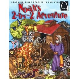 Arch Books - Noah's 2-by-2 Adventure