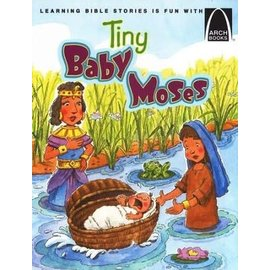 Arch Books - Tiny Baby Moses