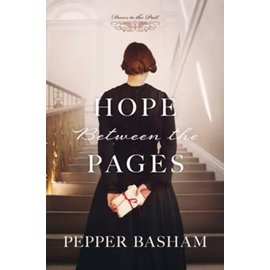 Hope Between the Pages (Pepper Basham), Paperback