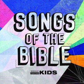 CD - Songs of the Bible (Worship Together Kids)