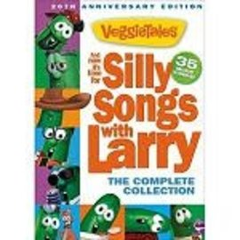DVD - VeggieTales: Silly Songs with Larry