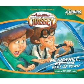 CD - Adventures in Odyssey #14: Meanwhile, in Another Part of Town