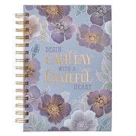 Journal - Grateful Heart, Wirebound