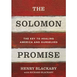 The Solomon Promise (Henry Blackaby, Richard Blackaby), Hardcover