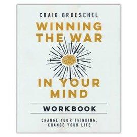 Winning the War in Your Mind Workbook (Craig Groeschel), Paperback