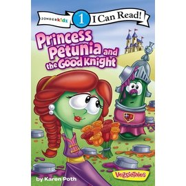 I Can Read Level 1: Princess Petunia and the Good Knight