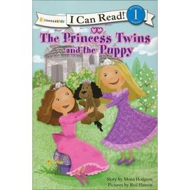 I Can Read Level 1: The Princess Twins and the Puppy