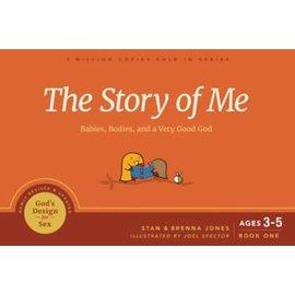 God's Design for Sex #1: The Story of Me (Stan & Brenna Jones), Paperback