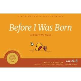 God's Design for Sex #2: Before I Was Born (Stan & Brenna Jones), Paperback