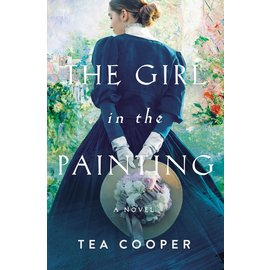 The Girl in the Painting (Tea Cooper), Paperback