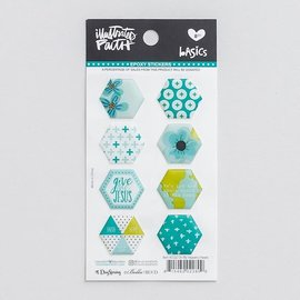 Stickers - Oh My Heavens, Hexies