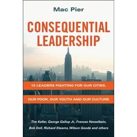Consequential Leadership (Mac Pier), Paperback