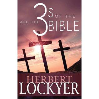 All the 3's of the Bible (Herbert Lockyer), Paperback