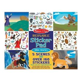 Reusable Sticker Pad - Bible Stories