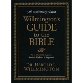 Willmington's Guide to the Bible (Harold L. Willmington), Hardcover