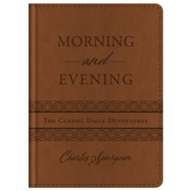 Morning And Evening (Charles Spurgeon), Hardcover
