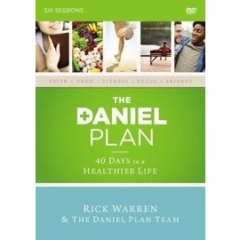 DVD - The Daniel Plan (6 Sessions)