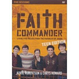 DVD - Faith Commander, Teen Edition