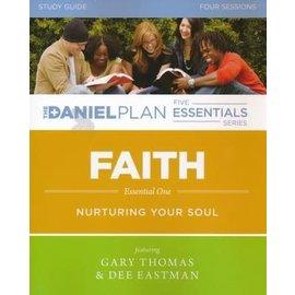 Daniel Plan Essentials #1: Faith Study Guide