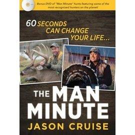 The Man Minute, Hardcover w/DVD (Jason Cruise)