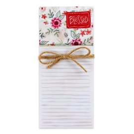 Magnetic List Pad - Blessed