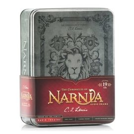 Audio Drama - The Chronicles of Narnia (19 CD's)