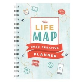 2022 Creative Planner - The Life Map