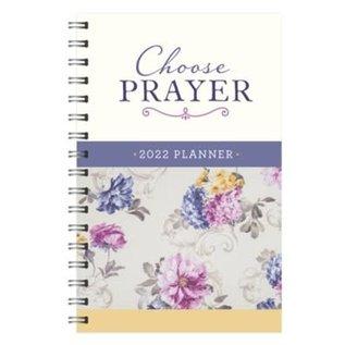 2022 Planner - Choose Prayer