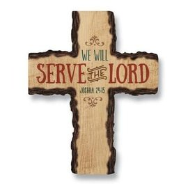 Wall Cross - We Will Serve the Lord