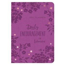 2022 Planner - Daily Encouragement for Women