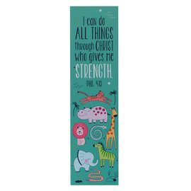 Bookmark - I Can Do All Things, 10 Pack