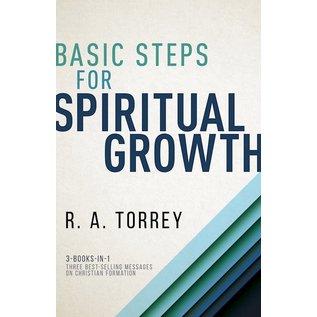 Basic Steps for Spiritual Growth (R.A. Torrey), Paperback