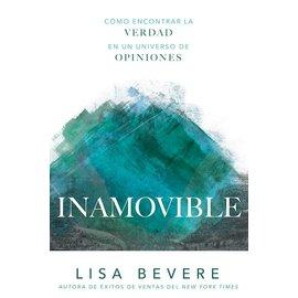 Inamovible (Lisa Bevere), Paperback