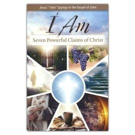 I Am: Seven Powerful Claims of Christ Pamphlet