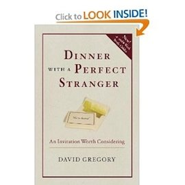 Dinner With a Perfect Stranger (David Gregory), Paperback